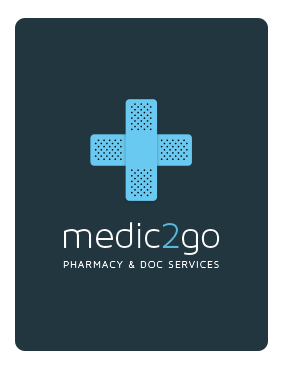 Logo medic2go